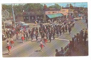 Hazel Park Jr. High School Band, Memorial Day Parade, Hazel Park,  Michigan, ...