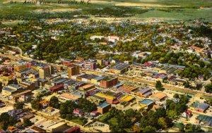 North Carolina Gastonia Aerial View