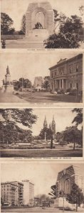 ADELAIDE , South Australia , 1910-30s ; 8 mini views