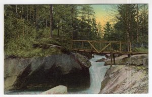 White Mountains, N.H., The Basin, Franconia Notch