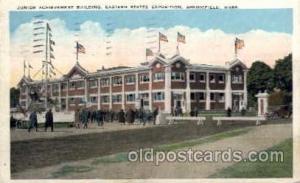 Eastern States Exposition, Springfield, Mass. 1935 USA, Postcard Post Card  J...