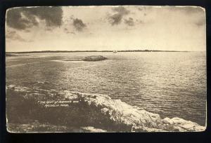 Magnolia, Massachusetts/Mass/MA/Mass Postcard, The Reef Of Normans Woe