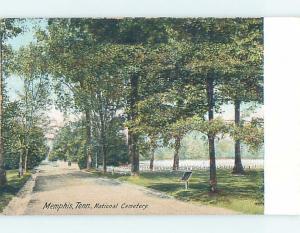 Pre-1907 CEMETERY GRAVEYARD Memphis Tennessee TN hp9296