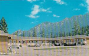 Canada Big Horn Motel Radium Hot Springs British Columbia