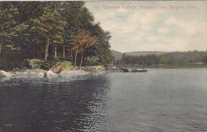The Robinson Cottage,  Highland Lake,  Winsted,  Connecticut,  PU_1909