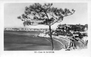 Portugal Costa do Sol Estoril Panoramic view Postcard