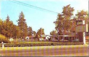 OR Salem Oregon Motor Hotel