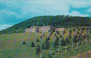 Canada New Brunswick Edmundston Closed Retreat House Of The Oblate Fathers