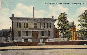 Alabama Montgomery White House Of The Confederacy 1915