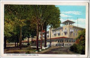 Hotel Conneaut, Conneaut Lake Park PA
