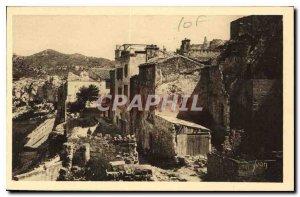 Old Postcard Landscapes and Pierre de Provence Les Baux B R Vallon de la Font...