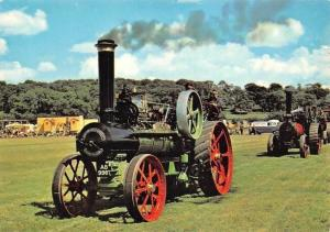 Traction Engine Series D. 218 Fowler Light Ploughing Engine, No. 1