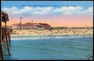 Pensacola, Fla., Casino, Playground (ca. 1940)