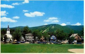 NH - North Conway and Mount Cranmore