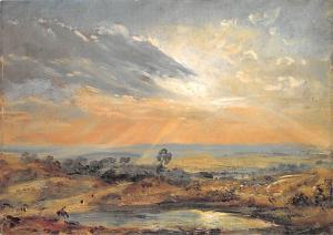 John Constable - Branch Hill Pond