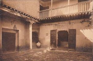 Spain Toledo Casa Del Greco The Patio