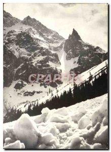 Postcard Modern Tatry