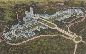 DURHAM , North Carolina, PU-1940 ;  DUKE University