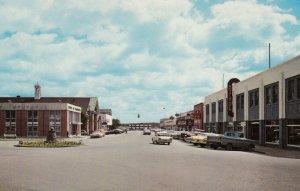 GRAND FALLS , Newfoundland , Canada, 50-60s ; Main Street