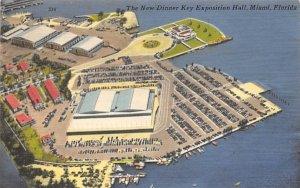 The New-Dinner Key Exposition Hall Miami, Florida