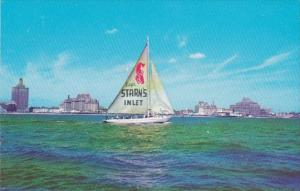 New Jersey Atlantic City Captain Starn's Restaurant and Boating Center At The...