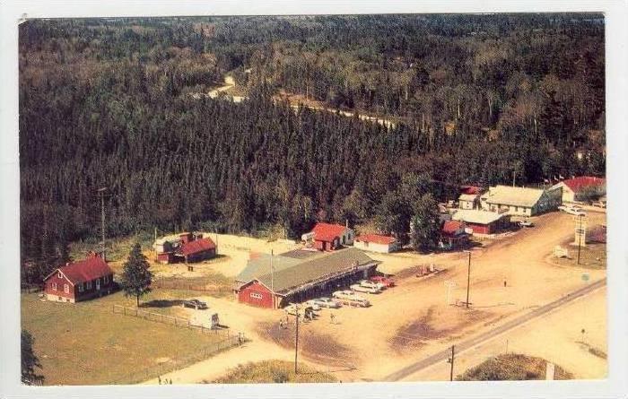 The Trading Post, Sioux Narrows, Ontario, Canada, 1940-1960s