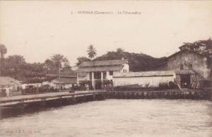Le Debarcadere, Douala, Cameroon, Africa, 1900-1910s