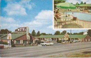 IL Springfield Lincoln Motel & Dining Room Swimming Pool