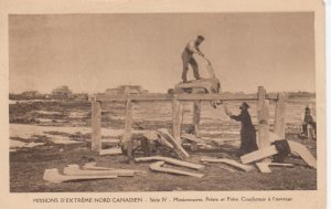 Mission , Nord Canadien (North Canada ) , 1910s ; #3