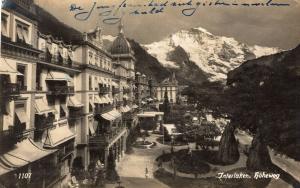 Switzerland Interlaken Höheweg 01.38