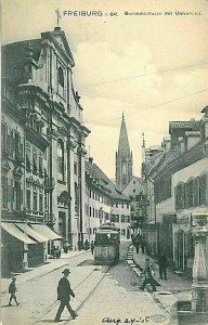 11767 - Ansichtskarten VINTAGE POSTCARD - Deutschland GERMANY - Freiburg i. Br.