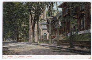 Bangor, Maine, French St.