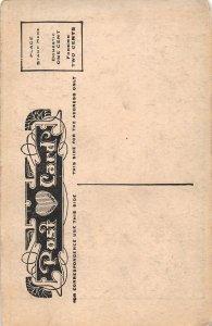 G21/ Native American Indian Postcard c1910 Native Chief Headdress 20