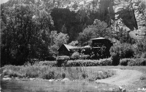 Flagstaff Arizona Oak Creek Canyon #0-21 Postcard 20-9529