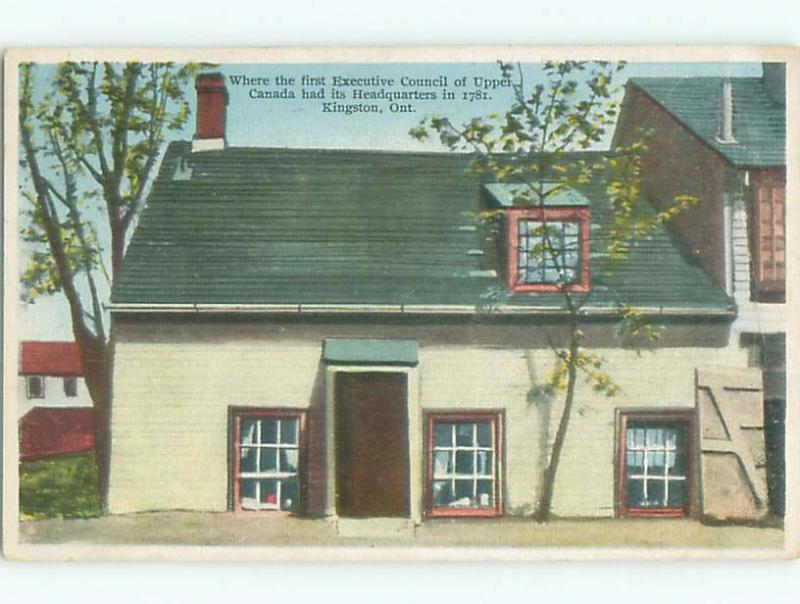W-Border BUILDING Kingston Ontario ON W5760