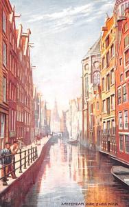 Amsterdam Holland Oude Zijds Kolk Amsterdam Oude Zijds Kolk