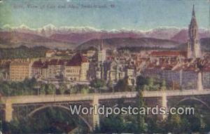 Bern Swizerland, Schweiz, Svizzera, Suisse City & Alps  City & Alps