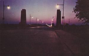 Pont de Trois-Rivieres , TROIS-RIVIERES , Quebec , Canada , 50-60s