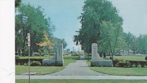 Victoria Park, COBOURG, Ontario, Canada, 40-60's