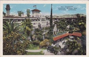 The Courtyard Glenwood Mission Inn Riverside California