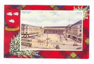 Robertson, City Square, Trolley, Dundee, Scotland, UK, 1900-1910s