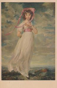 Pinkie Miss Sarah Moulton-Barrett Henry E Huntington Library & Art Gallery Sa...
