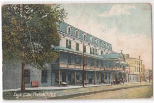 Eagle Hotel, Peekskill NY
