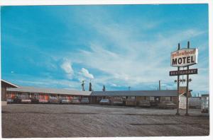 Yellowhead Motel, EDSON, Alberta, Canada, 40-60's