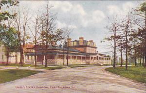 Illinois Fort Sheridan United States Hospital