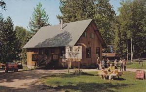 Exterior,  Alpine Village Resort, R.R. 1, Mara,  B.C.,  Canada,  40-60s