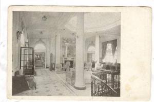 Ocean Liner Interior; Vapor Infanta Isabel de Borban, Hall Lounge. Gran sal...