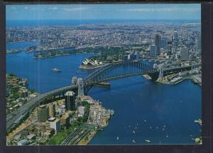 Bird's Eye View Sydney Harbour,Australia BIN