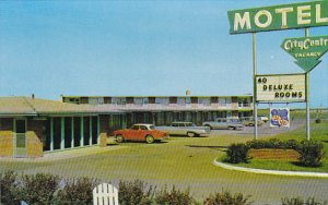 Canada City Centre Motel Edmonton Alberta