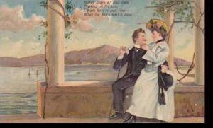 PFB Serie 6365 Romantic Couple 1909